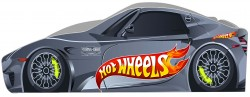 "Ліжко-машинка ""Hot Wheels 2"""