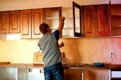 монтаж кухонних меблів
