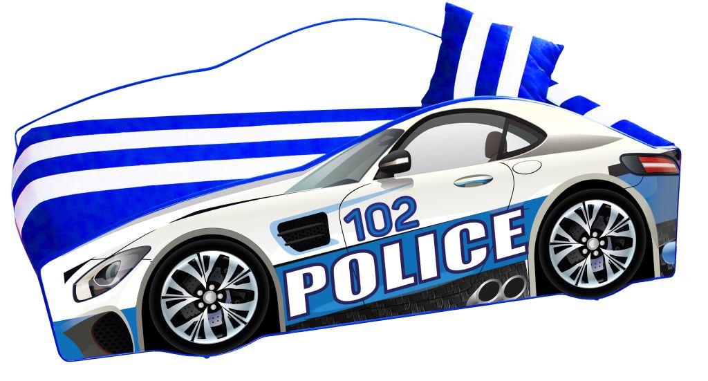 """Дитяче ліжко """"Police Elite"""""""