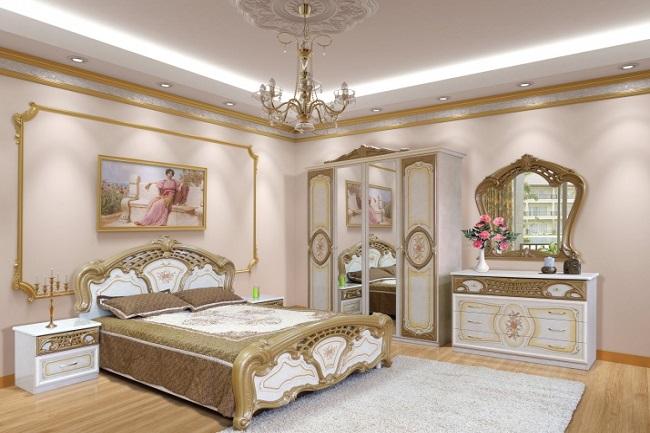 """Спальня """"Кармен Нова"""""""