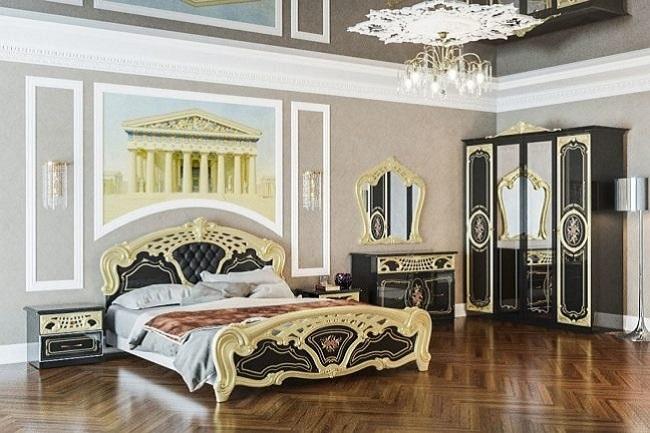 """Спальня """"Кармен Нова Люкс"""""""