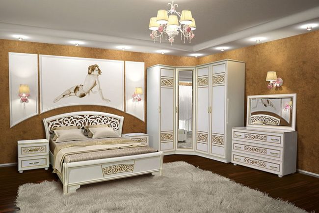 """Спальня """"Поліна"""""""