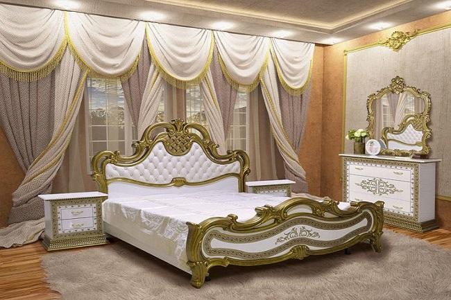 """Спальня """"Софія Люкс Ретро"""""""