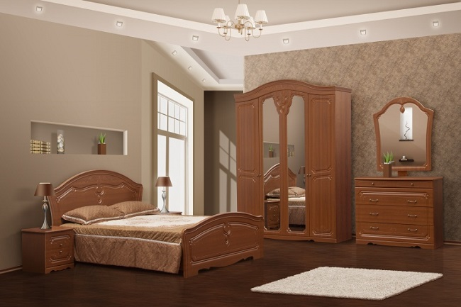 "Спальня ""Луіза"""