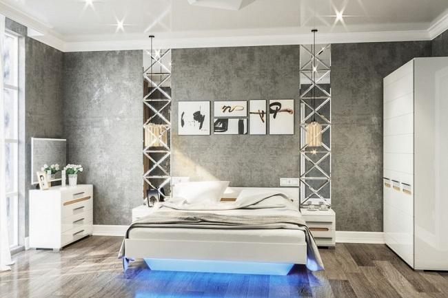 """Спальня """"Б'янко"""""""