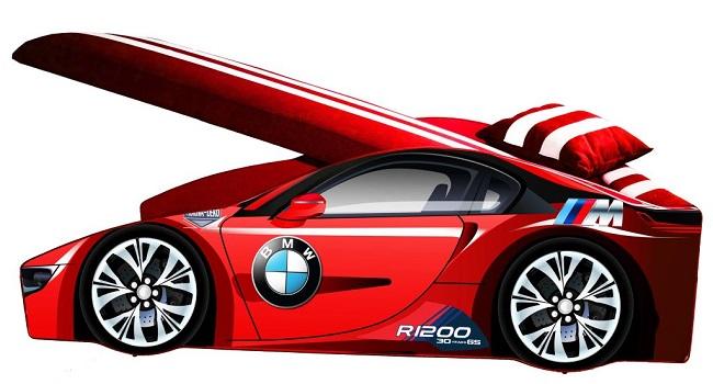 """Дитяче ліжко """"BMW Elite"""""""