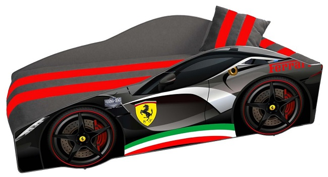 "Дитяче ліжко ""Ferrari Elite"""