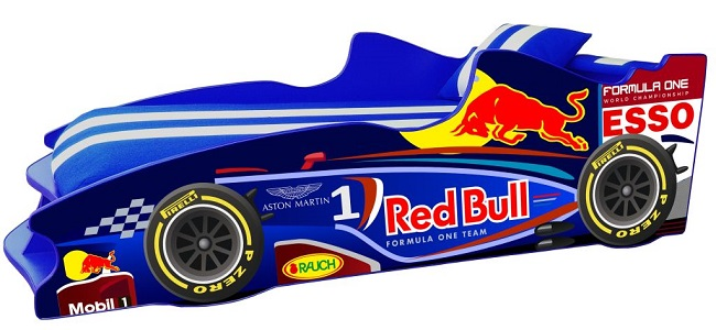 "Дитяче ліжко ""Red Bull F1"""