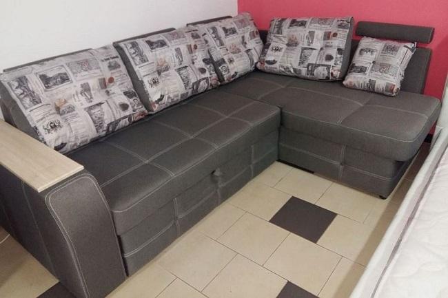 """Кутовий диван """"Рокі"""""""