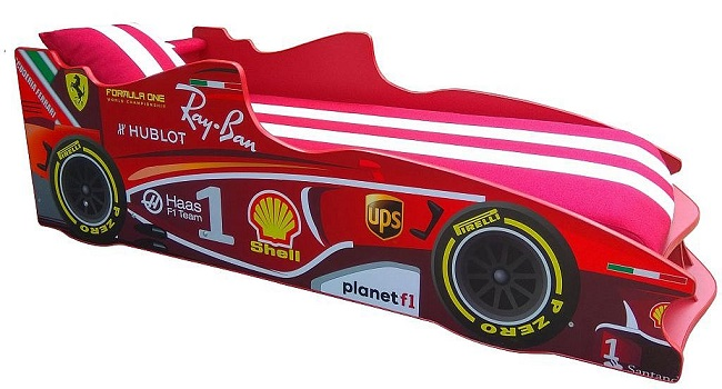 """Дитяче ліжко """"Ferrari F1"""""""