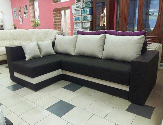 """Кутовий диван """"Доміно"""""""