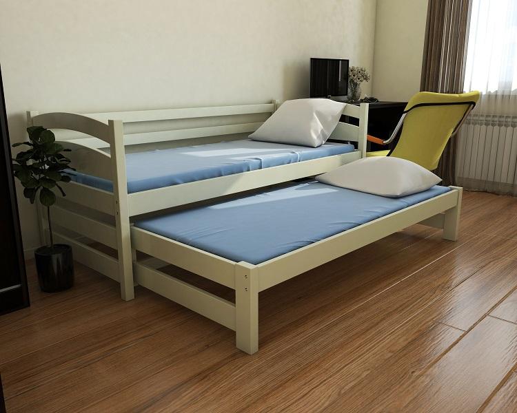 """Дерев'яне ліжко """"Бонні"""""""