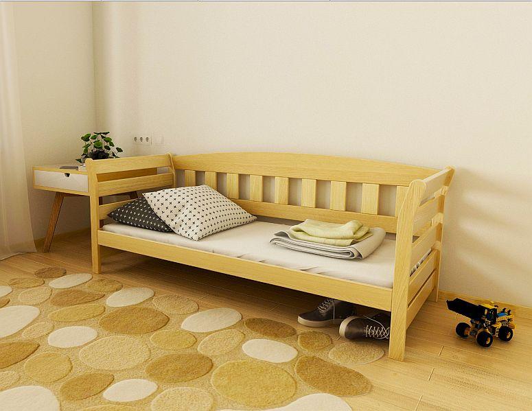 """Дерев'яне ліжко """"Тедді"""""""
