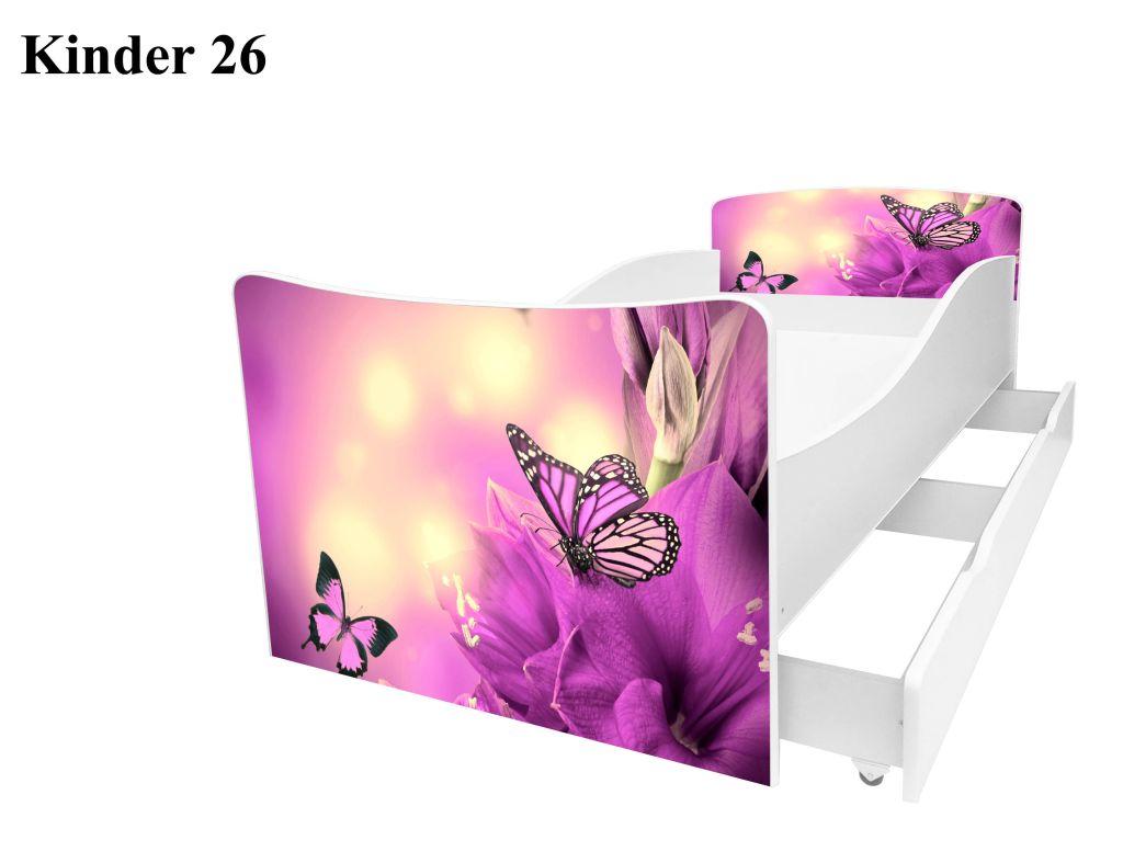 "Дитяче ліжечко ""Метелики"""