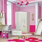 Дитяча кімната: підбираємо меблі для дівчинки