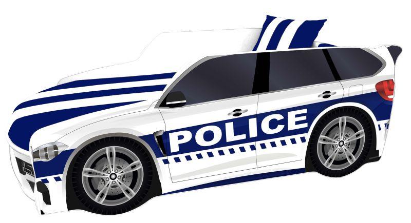 """Дитяче ліжко """"Police"""" premium"""