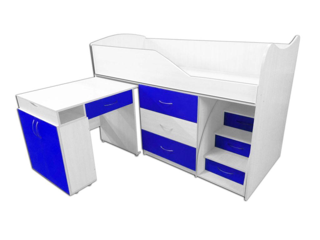 Дитяча кімната-ліжко зі столом №5