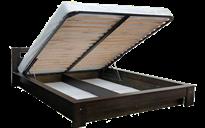 деревяні ліжка