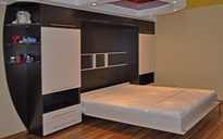 шафа-ліжко